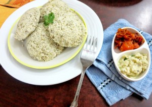 Rice and Moong Dal Idli Recipe