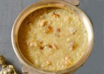 Broken Wheat Kheer Recipe for Karva Chauth