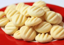 Homemade Butter Biscuits Recipe