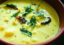 Buttermilk Curry - Moru Curry Recipe