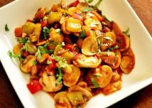 Chili Mushroom Recipe