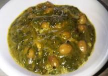 Colocasia Leaves Curry Recipe