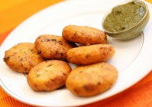 How to Make Crispy Aloo Tikki Recipe