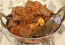 Dhaba Style Mutton Curry Recipe