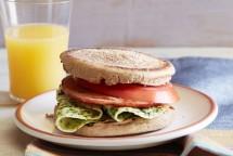 Healthy Breakfast Sandwich Recipe