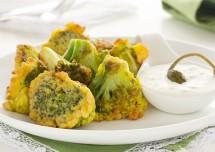 Healthy Broccoli Fritters Recipe