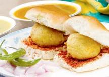 Marathi Dish - Vada Pav Recipe