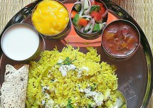 Spicy Masala Bhaat Recipe
