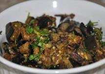 Tasty Masala Brinjal Recipe