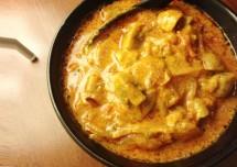 Mushroom Curry Recipe