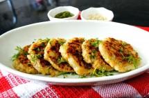 Healthy Oats and Cauliflower Tikki Recipe