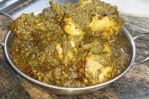 Delicious Palak Chicken Recipe