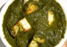 Restaurant Style Palak Paneer Recipe