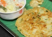 How to Prepare Potato Adai Recipe