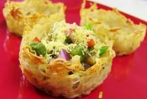 Potato Basket Pizza Recipe