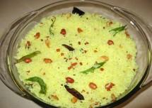 South Indian Easy Lemon Rice Recipe