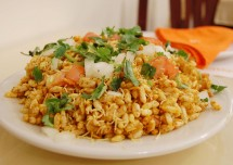 Spicy and Tasty Bhel Puri Chaat Recipe