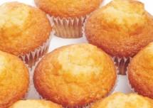 Spongy Vanilla Muffins Recipe