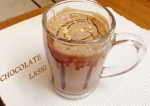 Tasty Chocolate Badam Lassi Recipe