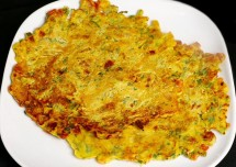 Tasty Eggless Omelet Recipe
