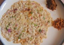 Tasty and Crispy Sabudana Dosa Recipe