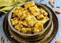 Til and Dry Fruit Chikki Recipe