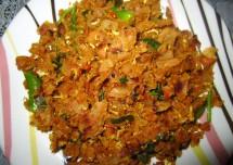 Tamil Special Vegetable Kothu Parotta Recipe