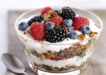 Best Yogurt Mixed Berry Parfait Recipe