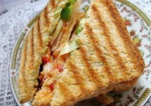 Yummy Pizza Sandwich Recipe