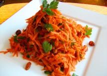 Healthy Carrot Salad Recipe