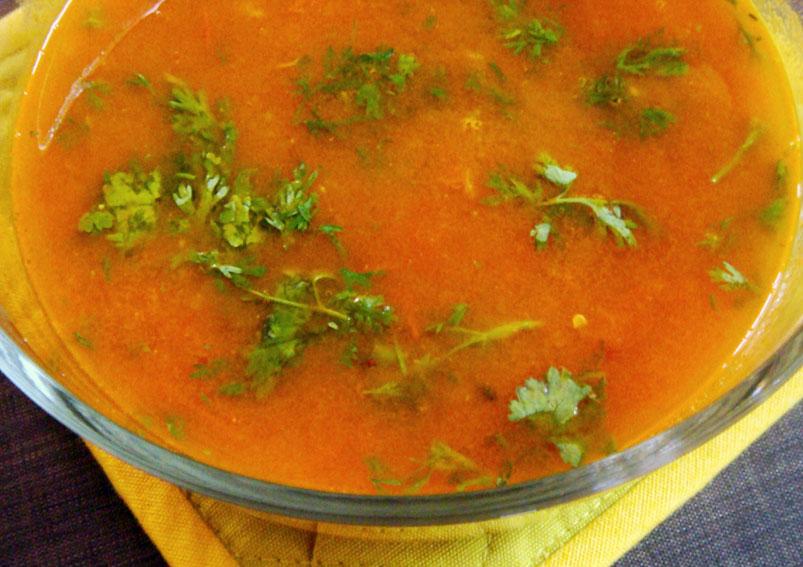 Andhra Tomato Sambar