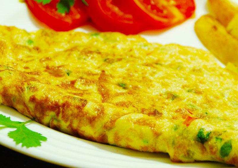 Best Masala Omelet Recipe