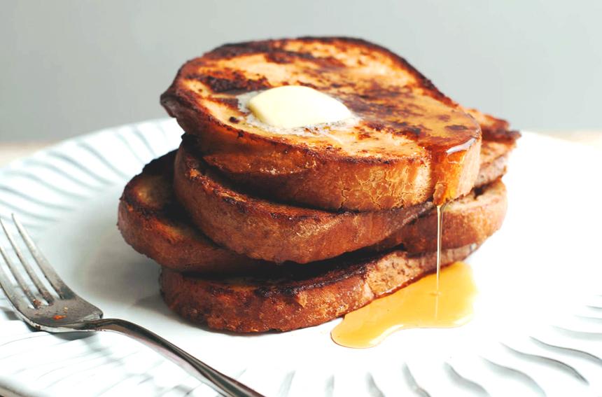 Tasty Cardamom French Toast Recipe