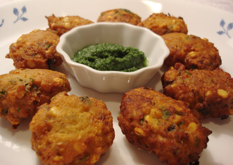 Crispy Masala Vada Recipe