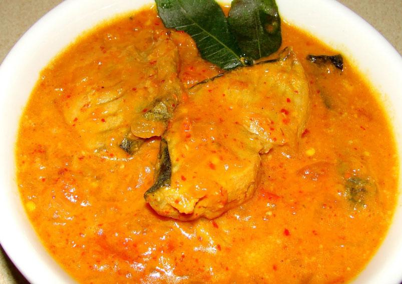 Kerala Alleppey Fish Curry Recipe