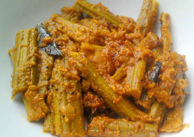 Mullakkada Curry