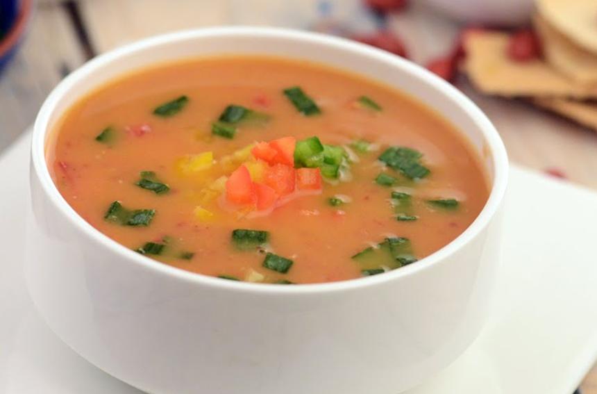 Healthy Rajma Soup Recipe