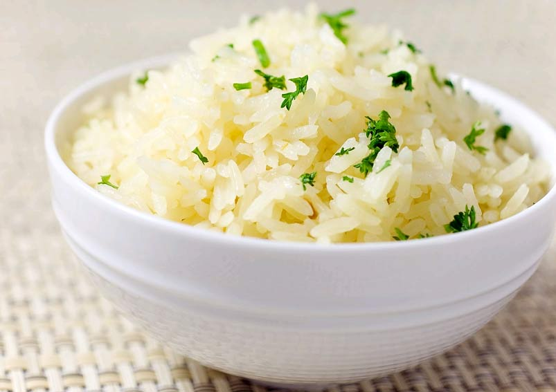 Shunthi Dried Ginger Rice Recipe