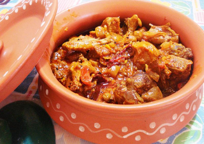 Spicy Chicken Pickle Recipe
