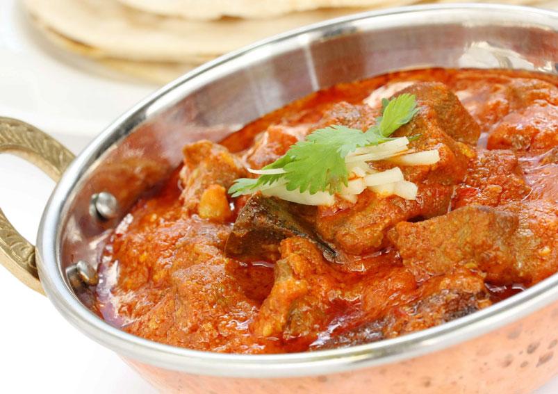 Spicy Indian Khara Chicken Recipe