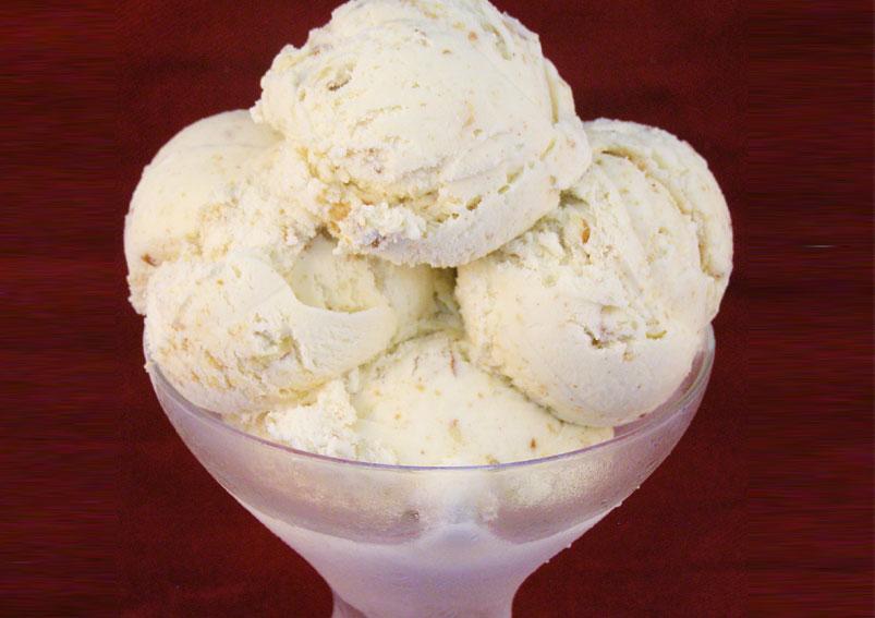 Tasty Coconut Ice Cream Recipe