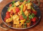 Delicious Baby Corn and Paneer Jalfrezi Recipe