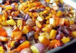 Baked Veggie Satay   Yummy Food Recipes