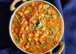 Mixed Beans Curry with Potato Balls Recipe