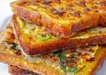 Besan Bread Toast Recipe