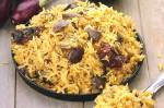 Maharashtrian Style Brinjal Rice Recipe
