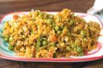 Tasty Cabbage and Green Pea Sabzi Recipe