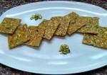 Tasty Cashew Chikki Cashew Crackers Recipe