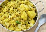 Tasty and Yummy Cauliflower Curry Recipe