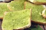 Tasty and Easy Celery and Garlic Toast Recipe